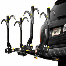 Saris Freedom Superclamp 4 Bike Universal Hitch Mount Rack Bicycle Carrier New!