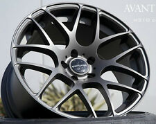 "18"" Avant Garde M310 Wheels 18x8.5/18x9.5 For Lexus IS250 IS350 Rims Set of 4"