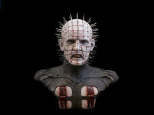 "1:1 Bust Hellraiser Hellworld Cenobite ""PINHEAD"" Movie Prop Replica PAINTED"