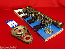 AMC Jeep 304 360 401 Ultimate Cam Kit 204/214 at 050 Torque lifters springs