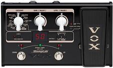 VOX StompLab SL2G Modeling Guitar Multi Effects Pedal F/S Import JP New