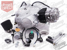 110 4 speed gear box complete Lifan110 engine kit Stomp Demon X pit bike WPB