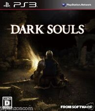Used PS3 Dark Souls PLAYSTATION 3 SONY JAPAN JAPANESE IMPORT