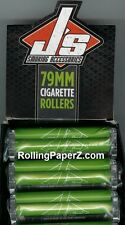 LOT OF 3 - J's Smoking Accessories - 79mm Cigarette Rolling Machines for papers