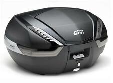 GIVI Monokey Topcase V47 Tech,1589-3 oz,Matt Black with Carbonlookblende V47NNT