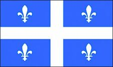 3'x5' QUEBEC FLAG CANADIAN PROVINCE BANNER OUTDOOR CANADA STATE TERRITORY 3X5
