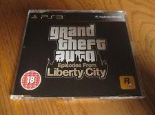 GRAND THEFT AUTO EPISODI DA LIBERTY CITY PROMO -- ps3 (gioco promozionale) GTA
