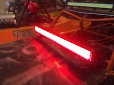 BLACK RUBY - All Metal SUPER BRIGHT LIGHT BAR RC lightbar Waterproof RED