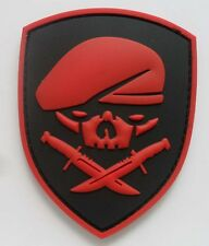 edal of Honor : US Army Rangers PVC 3D Rubber Velcro Patch   SJK     256