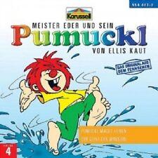 PUMUCKL - 04:PUMUCKL MACHT FERIEN/DER GEIST DES WASSERS  CD KINDERHÖRSPIEL NEU