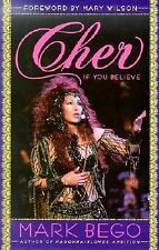 Cher: If You Believe-ExLibrary