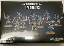 Warhamer 40K Horus Heresy Thousand Sons TZAANGORS OF TZEENTCH