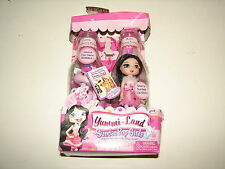Yummi Land Sundae Pop Girls Dolls Kerri Cherry Pet Sierra Strawberry Cream MIP