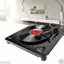ION Audio Air LP Wireless Turntable Record Player w/Bluetooth Wireless Streaming