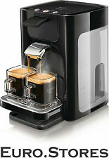 Philips Senseo Quadrante HD7863/60 Coffee Pod Machine Black Color Genuine NEW