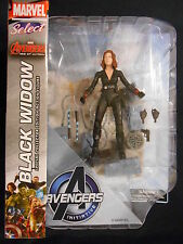 Avengers 2 Black Widow Marvel Select Action Figure Age of Ultron UK Seller