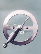 2002 Mercedes Benz 44-page Car Brochure Catalog - C230 E430 CLK55 AMG S600 SL600