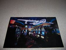 SPRUCE GOOSE LIGHTING DISPLAY at SPIRIT MOUNTAIN CASINO OREGON POSTCARD