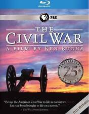 Ken Burns: The Civil War 25th Anniversary Edition - Restored for 2015 [Blu-ray],