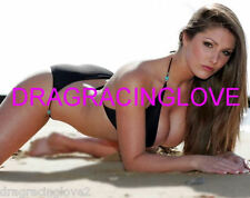 "Gorgeous British Actress/Model ""Lucy Pinder"" ""BUSTY"" 8x10 ""Pin Up"" PHOTO! #(3)"