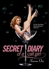 TV SHOW - SECRET DIARY OF A CALL GIRL - Season 1 Piper SEALED NEW USA COMPLETE