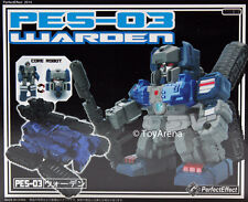 Perfect Effect PES-03 Warden Action Figure IN STOCK USA SELLER