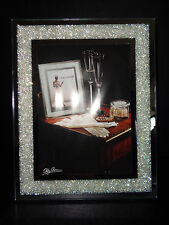 OLEG CASSINI  Crystal DIAMONDS PICTURE FRAME Home Collection