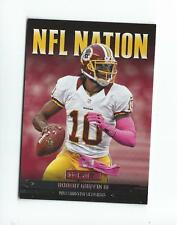 2013 Rookies and Stars NFL Nation #6 Robert Griffin III Redskins