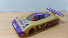 SLOT 1:32 SCX SCALEXTRIC EXIN SRS JAGUAR XJR-12 ref. 9305 MADE IN SPAIN 1980´s