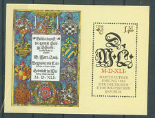 DDR Briefmarken 1983 Martin Luther Mi.Nr.2833 Postfrisch