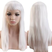 Wigs Long Curly Straight Halloween Costumes Cosplay Party Fancy Dress Super Hot
