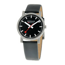 Genuine Evo Gents Mondaine FERROVIE SVIZZERE WATCH A658.30300.14 SBB