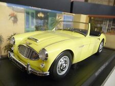Austin Healey 100 Six Yellow Kyosho 1:18 MIB FREE SHIPPING