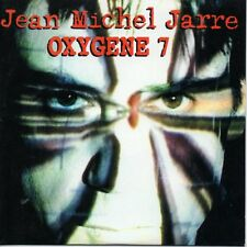 ★ CD SINGLE Jean-Michel JARRE Oxygene 7 Sash ! - 3 remixes CARD SLEEVE VERY RARE