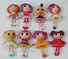 Lot of 8 Mini Lalaloopsy Doll action figure Y22