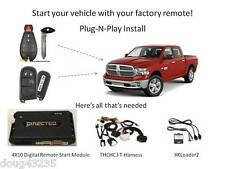 Plug-N-Play Remote Starter for 2013-2017 Dodge RAM - 4X10 -NO XKLoader2 included