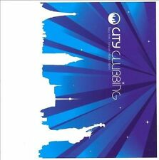 City Clubbing by Various Artists (CD, Oct-2006, 4 Discs, Wagram Electronica)