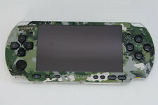 Works Well PSP-3000 NTSC-J METAL GEAR Limited Ver Camouflage Console ONLY 660f07