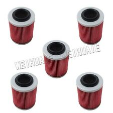 5 x Oil Filter for Can-Am Bombardier Renegade Outlander 1000 330 400 500 650 800