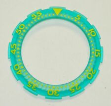 SWATCH HAPPY FISH, PLASTIC BEZEL RING FITS SWATCH PLASTIC 38MM SCUBA