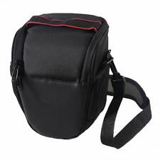 Black DSLR Camera Case Bag For Olympus E-520, E-510, E-450, E-420, E-410 Cameras