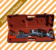 4 TON HAND WINCH 4WD PULLER 3 hooks with plastic case New