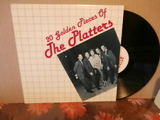 "the platters""20 golden pieces of""lp12""germany.1984."