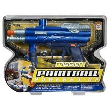 Tiger Mission Paintball Powered Up TV Plug In Video Game Kids Shooting Gun New