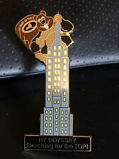 Odyssey of the Mind *RARE* New York City Empire State Building KING KONG SO CUTE