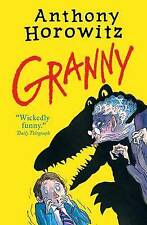 """GRANNY by ANTHONY HOROWITZ ~ Modern Children's classic book """"Wickedly funny"""""""