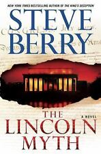 NEW The Lincoln Myth by Steve Berry Cotton Malone Series Book 9 Nine Hardcover