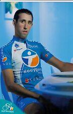 CYCLISME carte cycliste LE FLOCH GUILLAUME équipe BOUYGUES TELECOM 2010