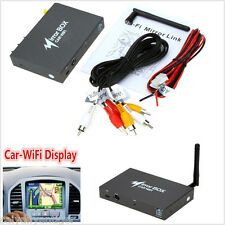 Car Wifi Mirror Link Box Mirror Convert DLNA GPS Navigate Video For IOS Android