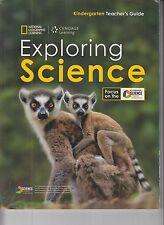 National Geographic Teacher's Guide Exploring Science NO WRITING (E1-27)